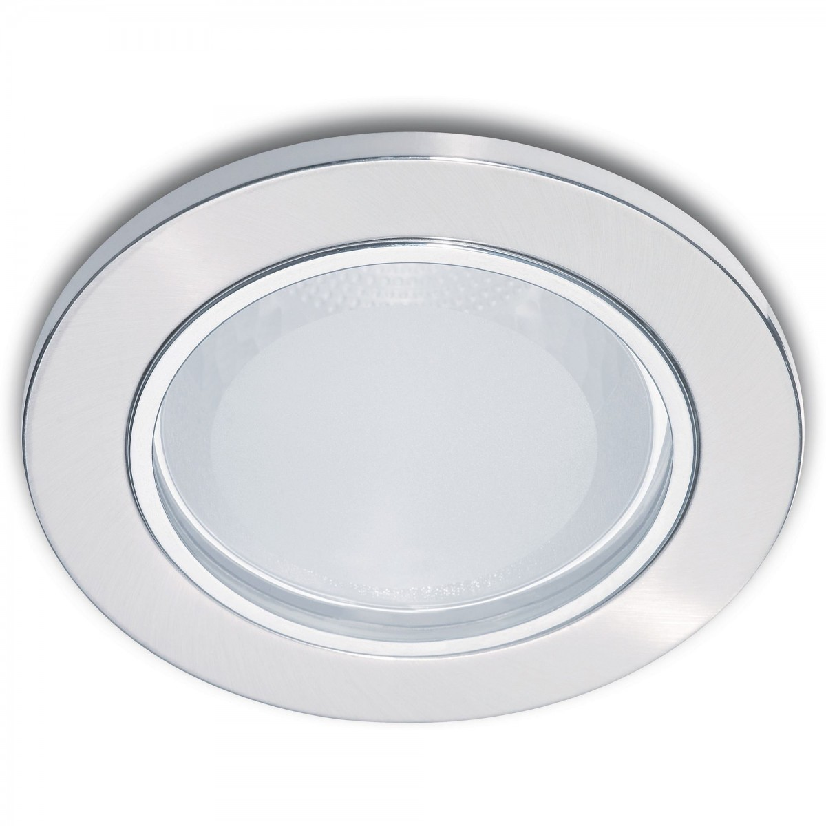 - 69397 筒燈 Recessed Nickel Downlight E27
