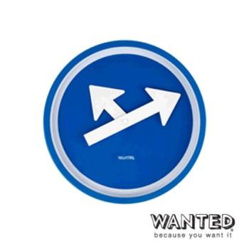 - WA0831-Which Way-Wall Clock