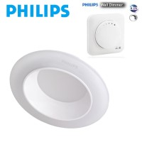 -71157-Color Change LED Downlight 10W Dimmer Inclu