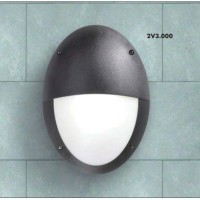 -Maddi Bulkhead Oval Ceiling Lamp 2V3.000