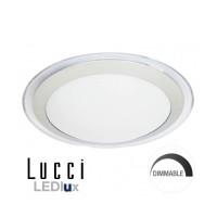 -Lustre-180241-12.9W LED 40K Dim Round Ceiling