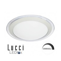 -Lustre-180247-21.9W LED Dimmable Round Ceiling