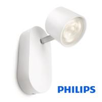 -My Living 56240 LED Wall/Ceiling White Spot Li