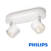 -My Living 56242 LED Wall/Ceiling White Spot Light