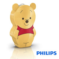 - 71767 LED Torch Winnie The Pooh Yellow