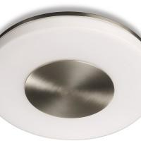 - Aquafit - FCZ300 IP44 Nickel ceiling