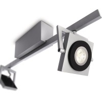 - LEDino - 69082 grey ceiling