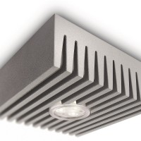 - LEDino - 69068 grey ceiling