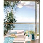 Futura Eco Outdoor White Ceiling Fan吊扇燈風扇燈