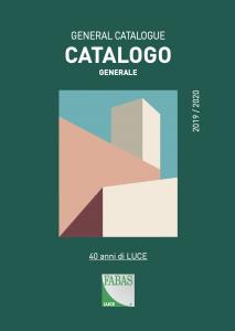fabasluce catalog 2019