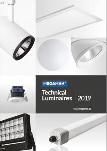 megaman catalog 2019 cover