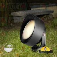fumagalli tommy EL black spike lamp outdoor water proof