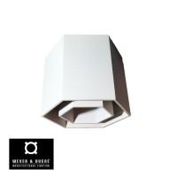 Hexo 1.0 White White Surface Mount