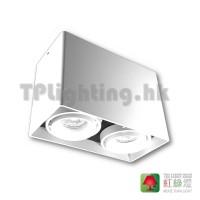 gd9902wbw 盒仔燈 surface mount spot light white black white ring 02