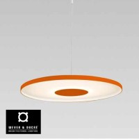 NOA 4.5 Orange Pendant Lamp Thumbnail
