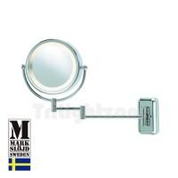 Face wall mirror lamp thumbnail