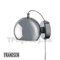 ball wall lamp chrome thumbnail