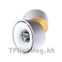 ACL109 White Gold 9W LED Thumbnail