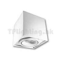 GD5611WH White Single Heads Surface Mount 01