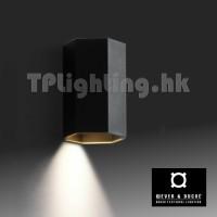 hexo mini 1.0 wall lamp black thumbnail