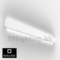 Wever & Ducre Mile 12.0 Matt White LED wall lamp