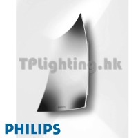 philips lighting 6908911 4000k chrome ledino wall lamp