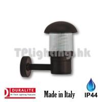 duralite ml03 ip44 wall lamp