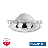 megaman f54200rc recessed downlight 15,5w led ip44
