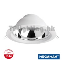megaman f54300rcv1 led 25.5w downlight 3000k