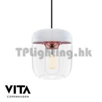 V02106 vita lighting acorn white copper