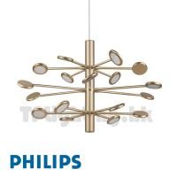 45116 brass 18 heads philips pendant lamp