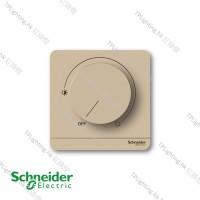 施耐德奐尚 schneider avator on wall switch e8331 wine gold 250w dimmer switch