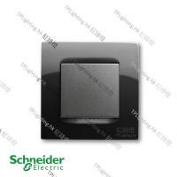 schneider unica 1 gang MGU3_261_RB rhodium black