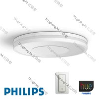 32610 philips hue silver being led ceiling light
