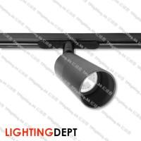 GU-TK50-342-BK lighting dept. black gu10 track light