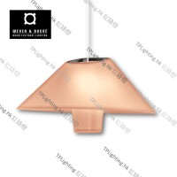 wever & ducre rever suspended rose black chrome white