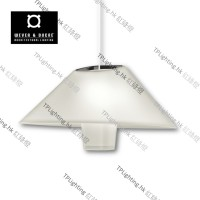 wever & ducre rever suspended white black chrome white