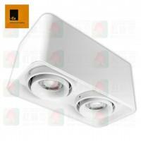 ted lighting sdg7004-wh white surface mount light 盒仔燈 01