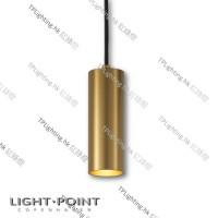 zero s1 light point gold pendnat lamp