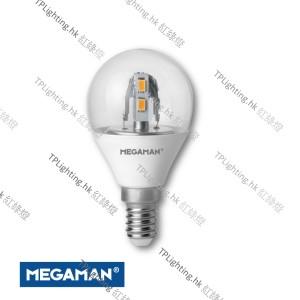 megaman e14 lg4003,5dCS dimmable