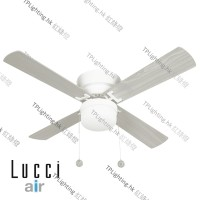 512106 lucci air nordic ceiling fan white 風扇燈
