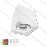 GD9901-MINI_WH01 single head surface mount spot light