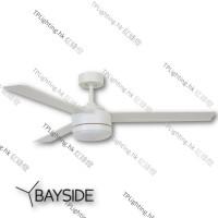 213032 bayside lagoon white ceiling fan lighting 吊扇燈