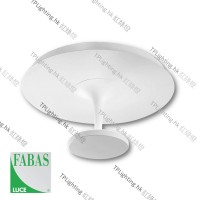 fabas luce tulpe led ceiling lamp