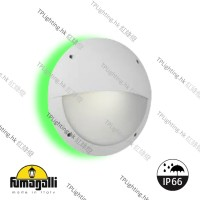 fumagalli lucia white 2r3 green back lit