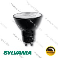 sylvania 6,5w led dimmable gu10 par16 01
