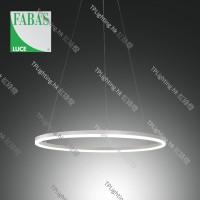 fabasluce giotto led pendant lamp 3508-40-102