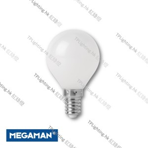 megaman lg204045-opv00 frosted bulb led