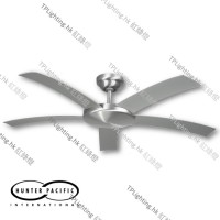 hunter pacific attitude brushed aluminum 52 ceiling fan