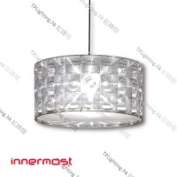 innermost Lighthouse 46 lampshade suspension
